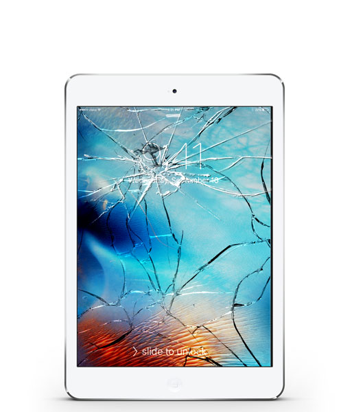 ipad mini 1 display glas reparatur